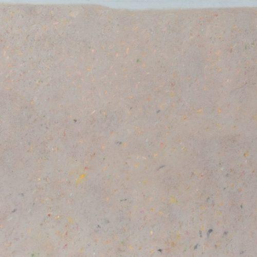 22.Orizzonte di paesaggio 2017 pastello ad olio su tela 60x165 cm